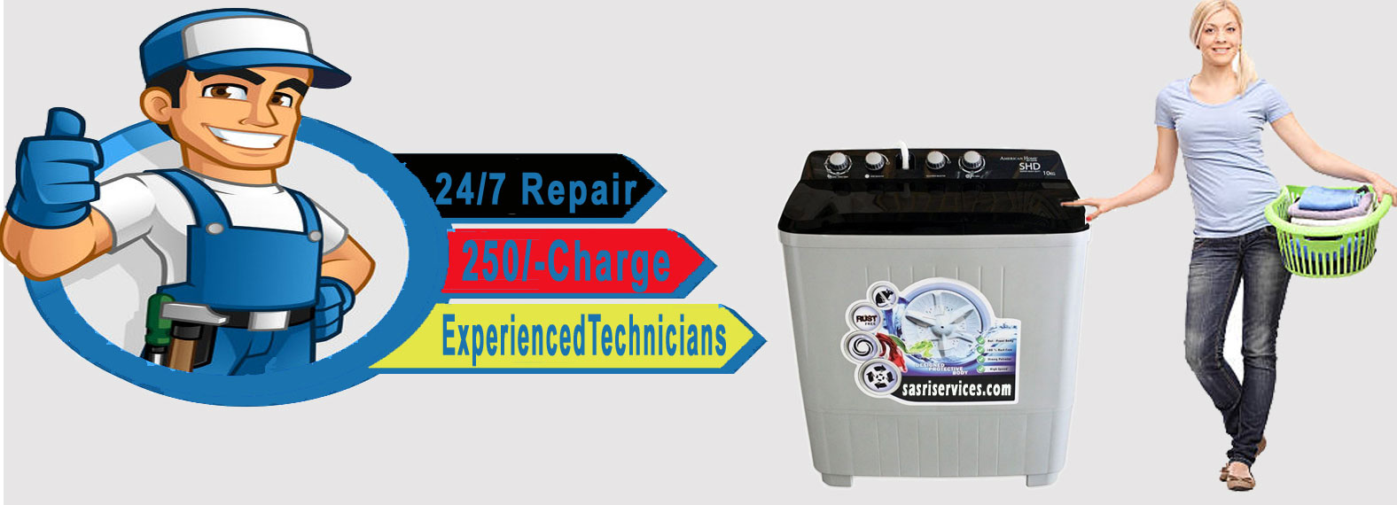 washing-machine-service-center-in -hyderabad